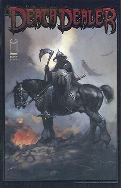 Frank Frazetta`s Death Dealer 1-6