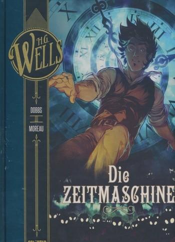 H.G. Wells 1 - Die Zeitmaschine