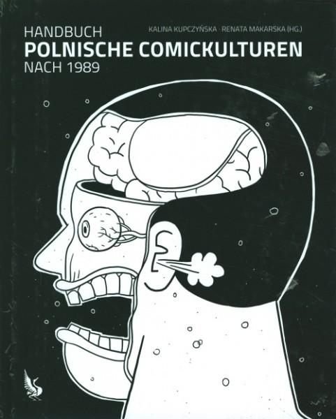 Handbuch Polnische Comickulturen nach 1989 HC