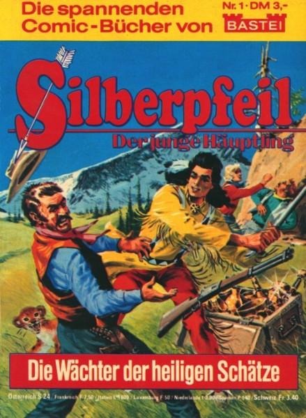 Silberpfeil (Bastei, Tb.) Nr. 1-19