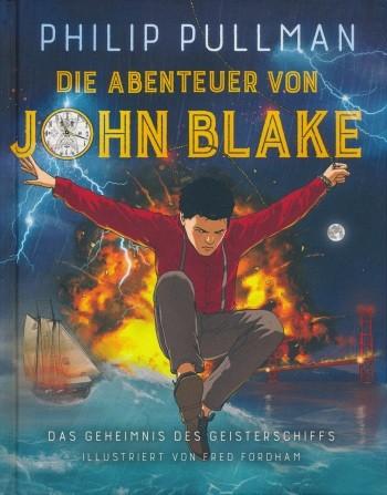 Die Abenteuer von John Blake 01