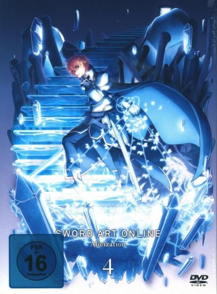Sword Art Online Alicization (3. Staffel) Vol. 4 DVD