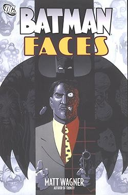 US: Batman Faces (New Edition)