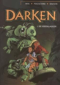 Darken (Kult Editionen, B.) Sonderangebot Nr. 1