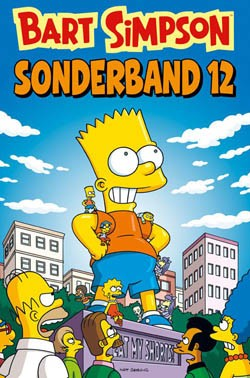 Bart Simpson Sonderband 12