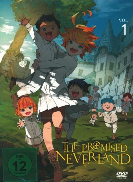 Promised Neverland Vol. 1 DVD