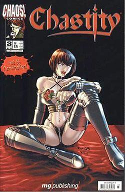 Chastity (Kiosk, neu) 3