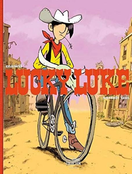 Lucky Luke - Hommage 3 Vorzugsausgabe