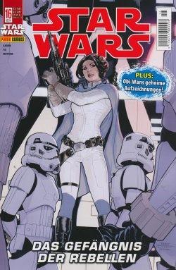 Star Wars Heft (2015) 16 Kiosk-Ausgabe