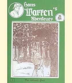 Hans Warrens Abenteuer (Romanheftreprints) Nr. 1-66
