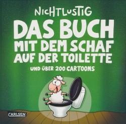 Nichtlustig: Das Buch mit dem Schaf auf der Toilette