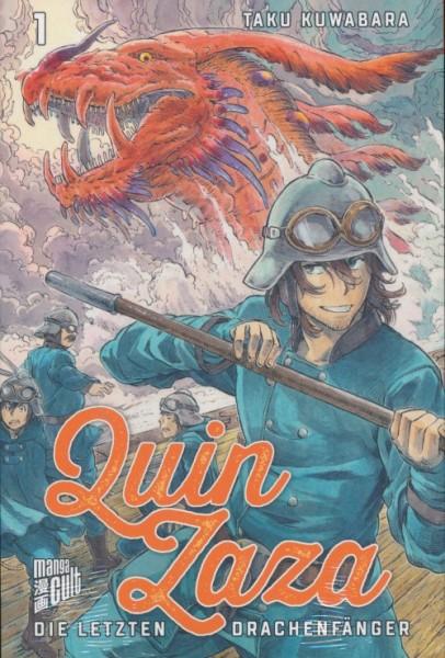 Quin Zaza: Die letzten Drachenfänger 1