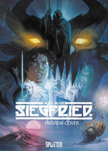 Siegfried 1-3 Gesamtausgabe (01/21)
