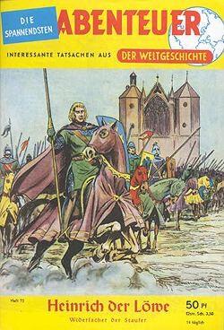 Abenteuer der Weltgeschichte 72