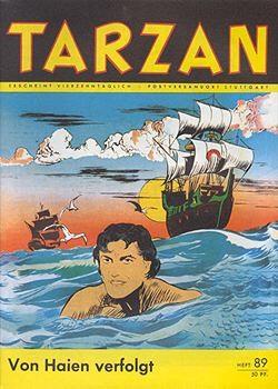 Tarzan Mondial Großband 89