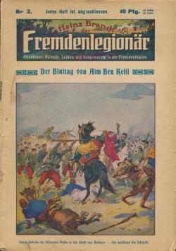 Heinz Brandt (Mignon, VK) der Fremdenlegionär Nr. 1-100 Vorkrieg