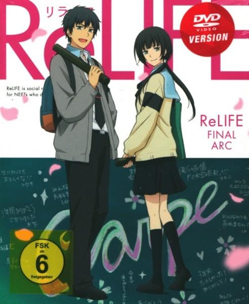 ReLIFE - Final Arc DVD