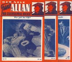 Neue Frank Allan/Tex Bandix (Romanheftreprints) Nr. 31-60 zus. (neu)