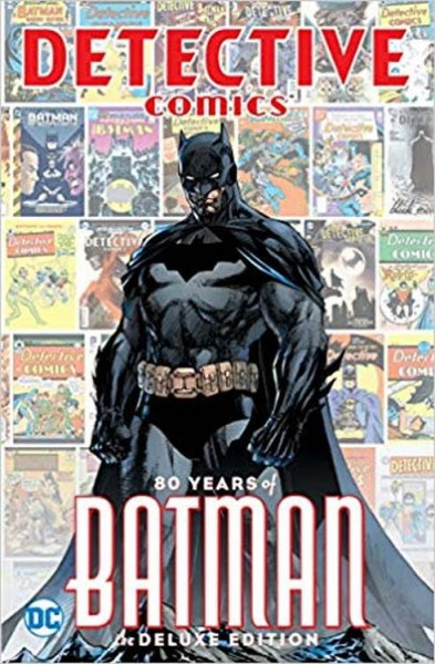 Batman - Detective Comics 1000 Deluxe Edition (04/20)