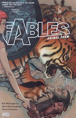 US: Fables Vol.02: Animal Farm