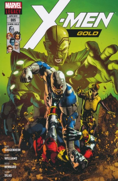 X-Men: Gold 5