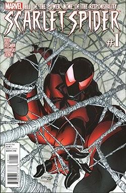 Scarlet Spider (2012) 1