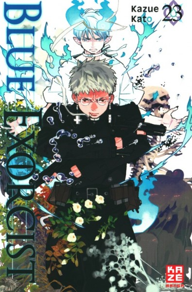 Blue Exorcist 23