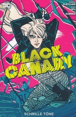 Black Canary 01