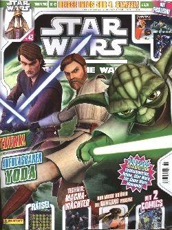 Star Wars: The Clone Wars Magazin 42