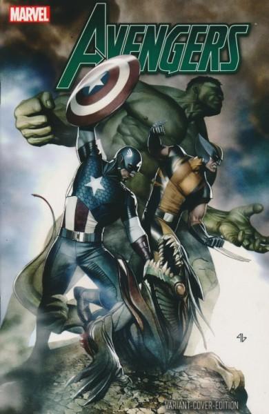 Avengers (2016) 17 Variant Vienna