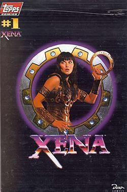 Xena (Dino, Gb.) Variant Nr. 1