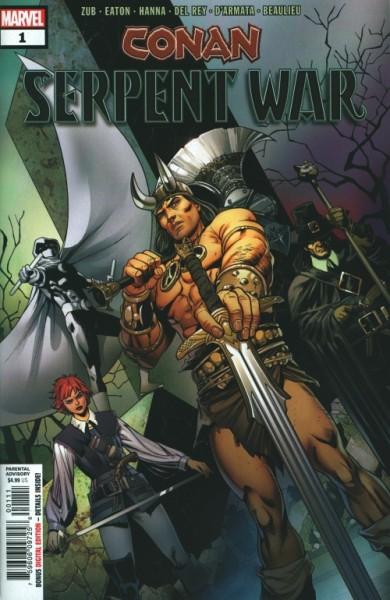 Conan Serpent War 1