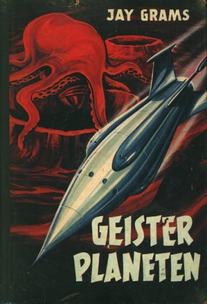 Grams, Jay Leihbuch Geisterplaneten (Bewin)