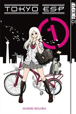 Tokyo ESP (Tokyopop, Tb.) Nr. 1-8