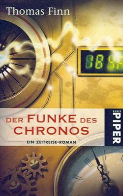 Finn, Thomas (Piper, Tb.) Funke des Chronos (neu)