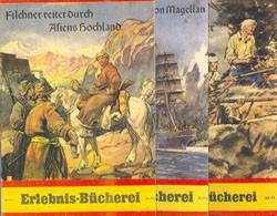 Erlebnisbücherei (Romanheftreprints, Vorkrieg) Nr. 1-35 zus. (neu)
