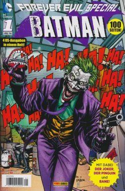Forever Evil Special: Batman 1