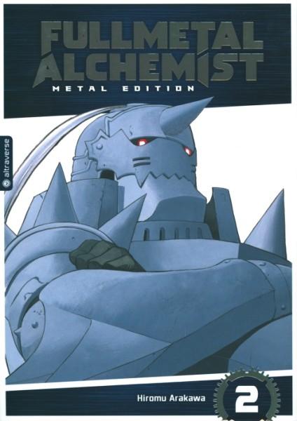 Fullmetal Alchemist - Metal Edition 2