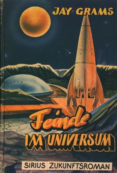 Grams, Jay Leihbuch Feinde im Universum (Bewin)