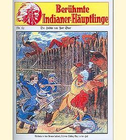 Berühmte Indianer-Häuptlinge (Reprints, Vorkrieg) Romanheftreprints ab Nr. 1