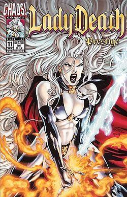 Lady Death Prestige 11