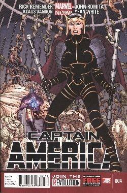 US: Captain America (2012) 4