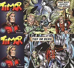 Timor (Wildfeuer, Picc.) Nr. 1-6 (neu)