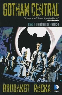 Gotham Central 1 SC