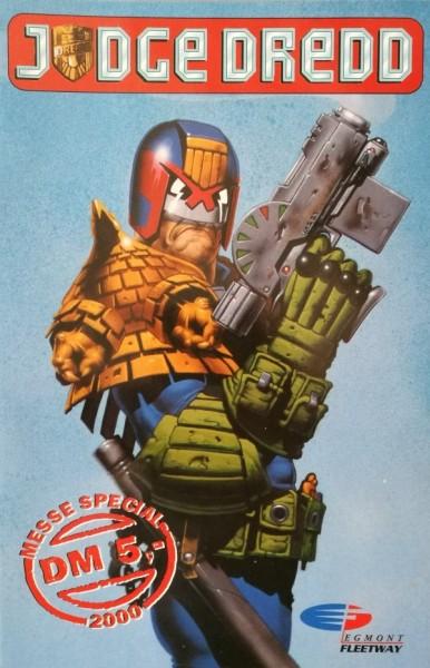 Judge Dredd (Egmont Fleetway, Gb.) Messe-Special (Comic Salon Erlangen 2000)