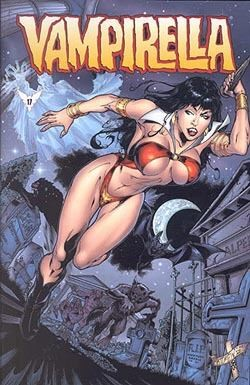 Vampirella 17 (Comic-Cover)