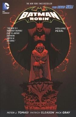 Batman and Robin (2011) Vol.2 Pearl SC