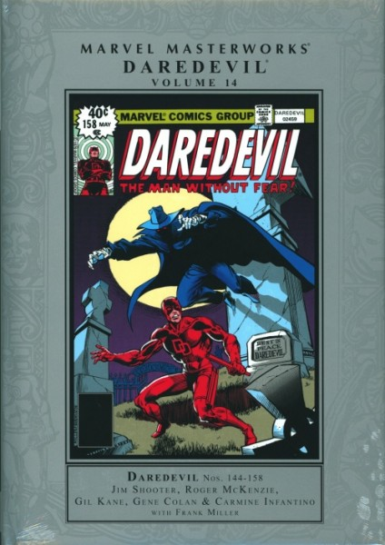 US: Marvel Masterworks Daredevil Vol 14 HC