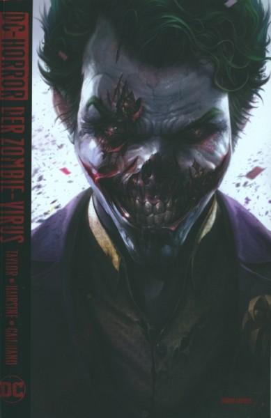 DC-Horror: Der Zombie-Virus SC Variant
