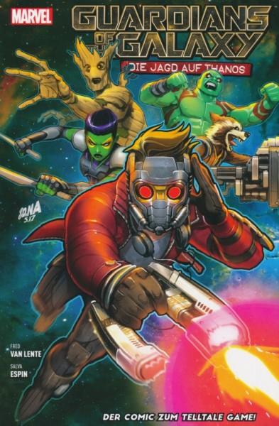 Guardians of the Galaxy: Jagd auf Thanos